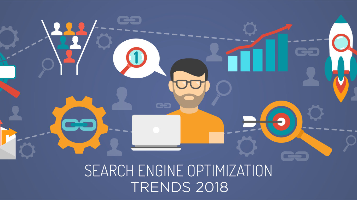 The factors that will make you rank well in google's search engine in 2018