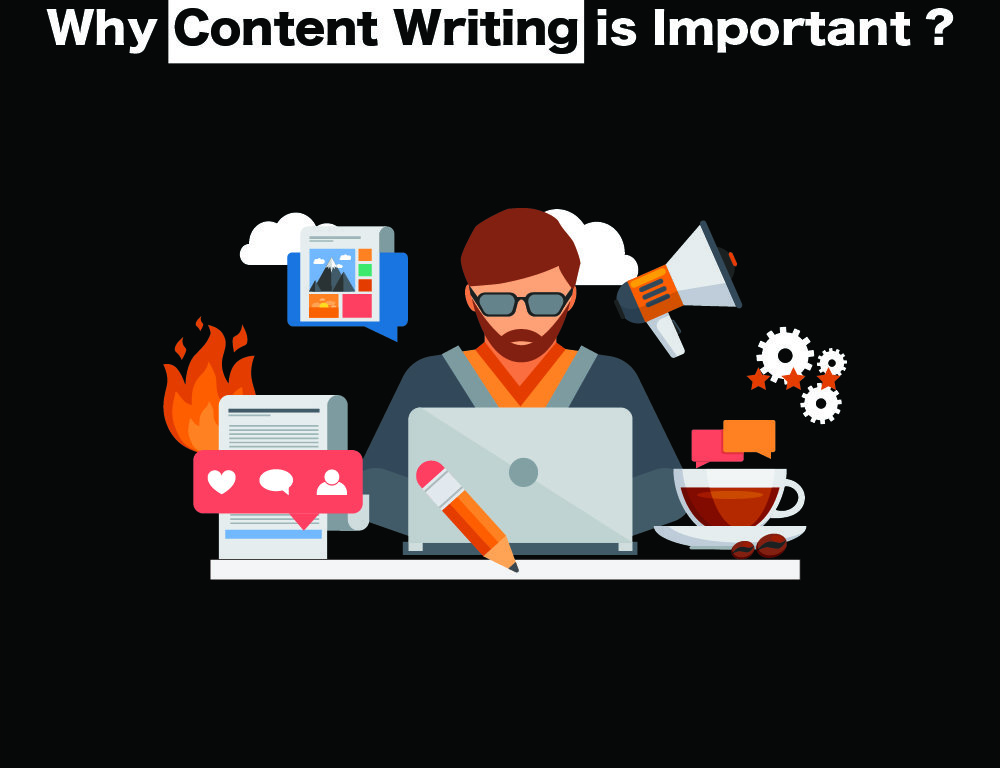 Why Content writing is important ?