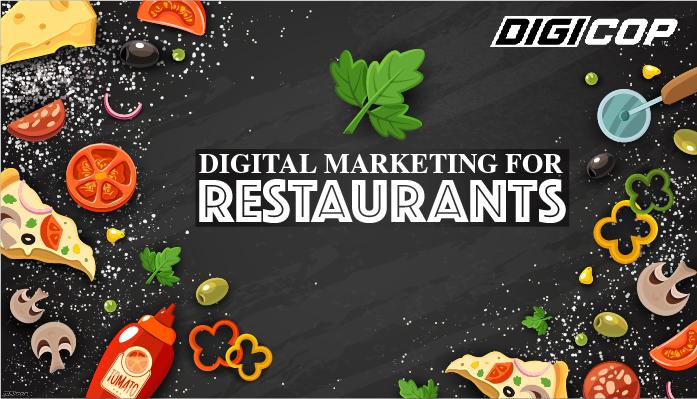 The scope of Digital Marketing for Restaurants