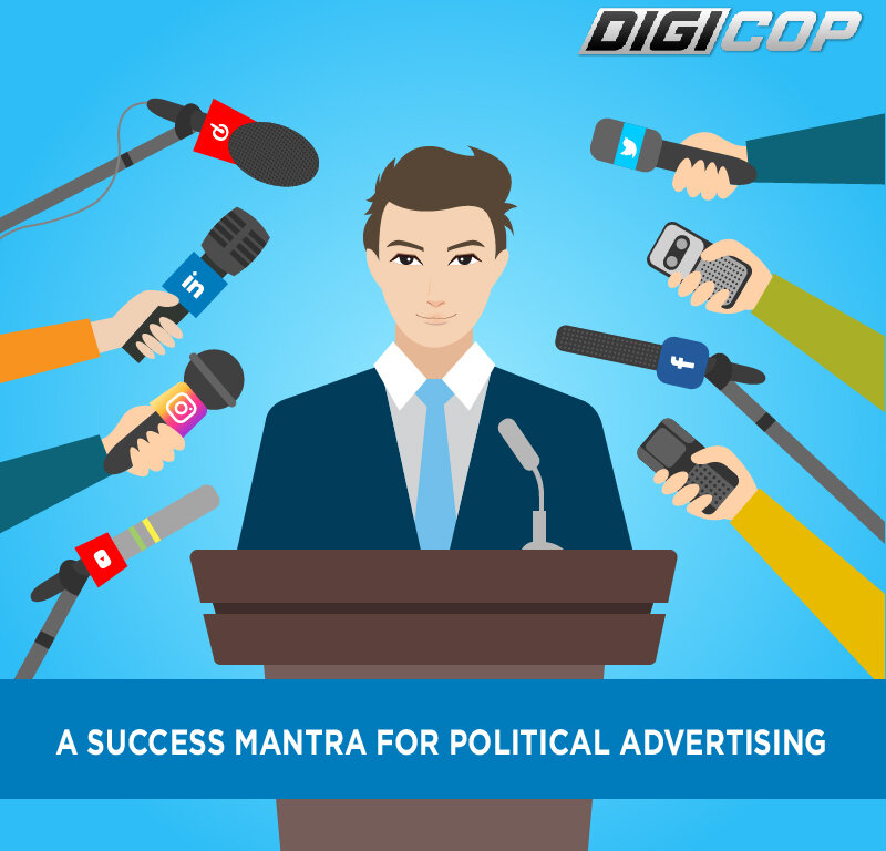 Digital Advertising- A success Mantra for Politicians