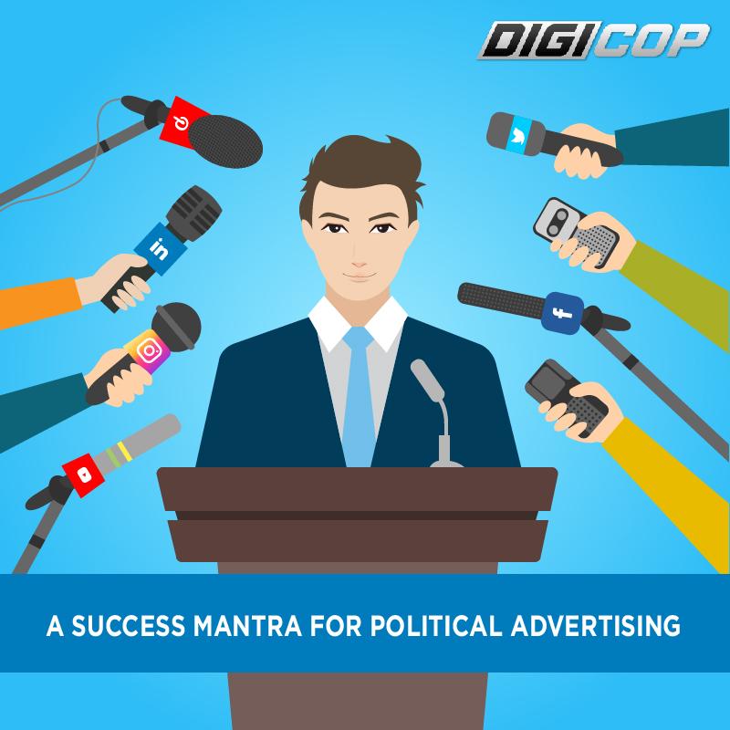 Digital Advertising- A success Mantra for Politicians